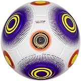 Bend-It FIFA Soccer Ball Regulation Size 5, Knuckle-It Pro Purple