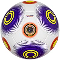 Bend-It Size 5 Soccer Ball, Knuckle-It Pro, Official...