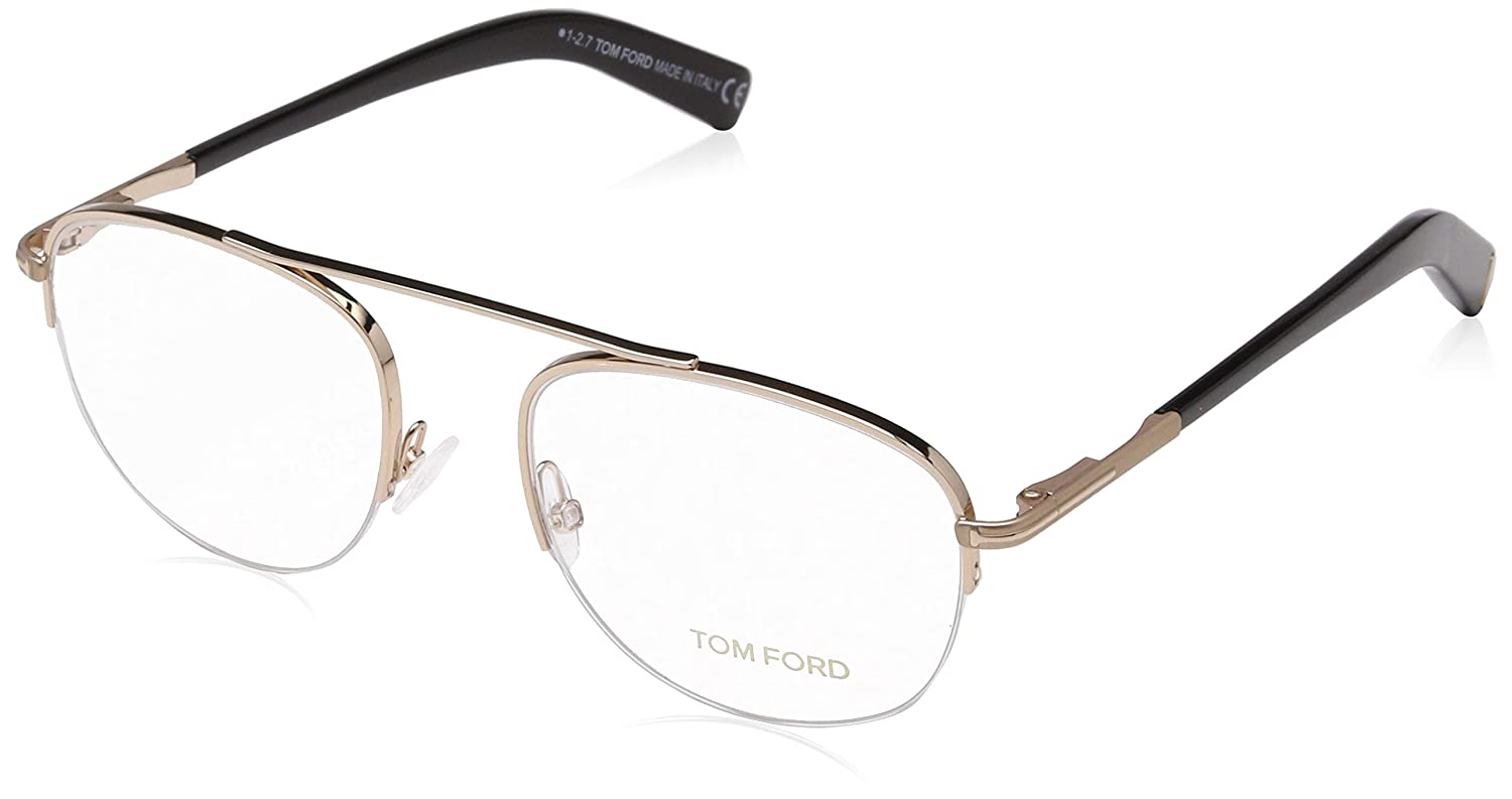 1fd8bc3dfc8a Tom Ford Men s Ft5450 51Mm Optical Frames at Amazon Men s Clothing store