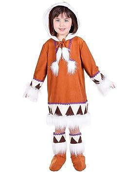 Disfraz de Esquimal para niña (varias tallas): Amazon.es ...