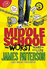 Discover the #1 bestselling middle-grade comic that inspired a major motion picture: Children's Choice Award winner James Patterson has never been more hilarious and heartwarming.                                    ...