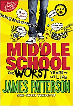 Image result for middle school worst years of my life book
