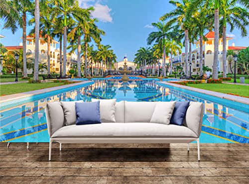 Wall Poster Luxury tropical resort Wall Print Wall Mural Wall Decal Wall Tapestry by Premium Murals Shop (Image #5)