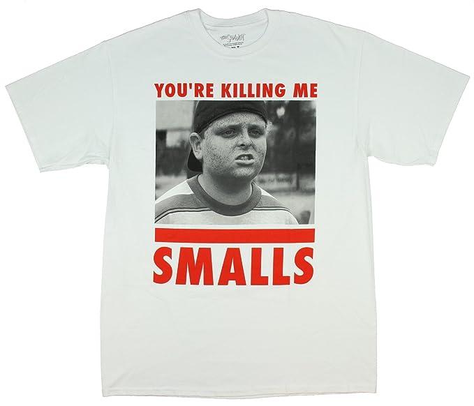 dc18b4a20 Amazon.com: Hybrid The Sandlot Men's You're Killing Me Smalls Photo ...