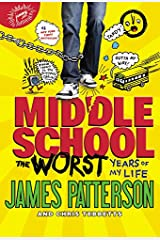 Middle School, The Worst Years of My Life (Middle School (1)) Paperback