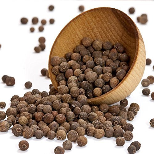 Allspice - Whole - 1 resealable bag - 4 oz by Gourmet Food World by Gourmet Food World