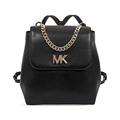 3ab8d15a36ba Amazon.com  MICHAEL Michael Kors Mott Chain Backpack Small  Shoes