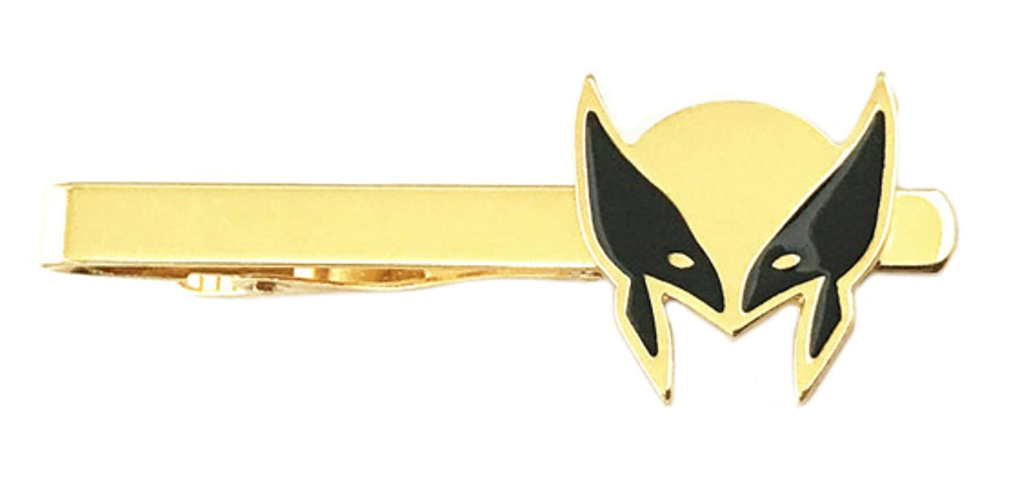 Athena Brands Wolverine X-Men Premium Quality Tie Bar Clip with Gift Box