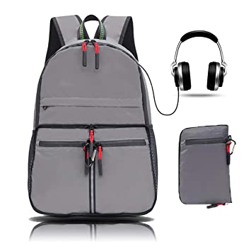 Travel Lightweight Backpack Hiking Daypacks - Ultralight Water Resistant  Packable Backpack Carry On Durable Foldable Travelers 7a92eff389e02