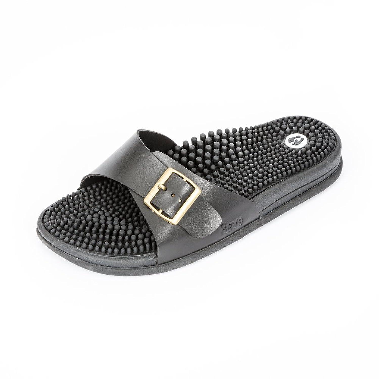 1935f7199e472b Revs Classic Reflexology Massage Sandals for Men   Women. Shock Absorbing    Cushion Comfort Sole