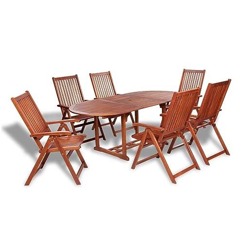 Tavoli da esterno in legno: Amazon.it