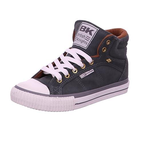 BK - Dee B36 - 3708 - 01 Grey de cogna Mujer Hombre Zapatillas Skate, color, talla 38 EU: Amazon.es: Zapatos y complementos