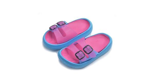 16c7a5146 Cyiecw Todder Litter Kid Walking Sandals Non-Slip Beach Shoes Lightweight  Shower Pool Slippers (Little Kids 10.5-11.5M