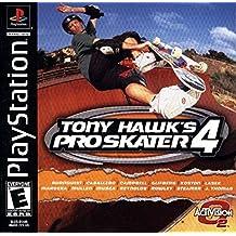 Ps1 Tony Hawk's Pro Skater 4 Original Completo - Black Label