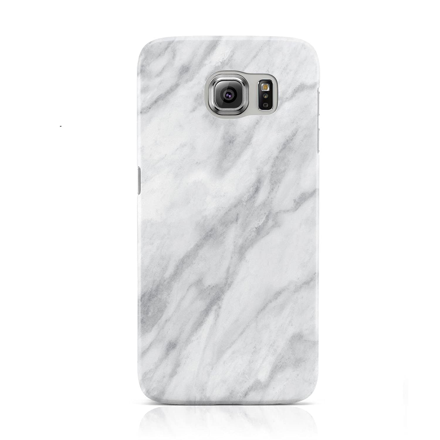 timeless design 99861 05b8a DYEFOR FAUX MARBLE EFFECT ITALIAN PHONE CASE COVER FOR SAMSUNG GALAXY S6  G920