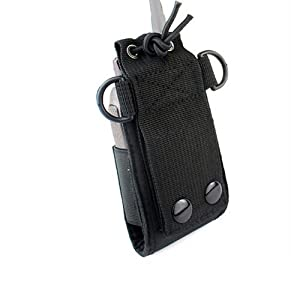 Dreamworth 10-Pack 3in1 Multi-Function Universal Pouch Bag Holster Case for GPS Pmr446 Motorola Kenwood Midland Icom Yaesu Two Way Radio Transceiver Walkie Talkie Msc-20C