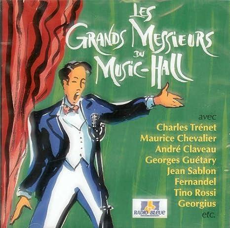 Les Grands Messieurs Du Music