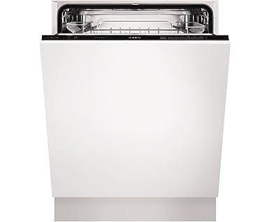 Aeg Favorit Dishwasher Integrated F55320vi0 Black Amazon Co
