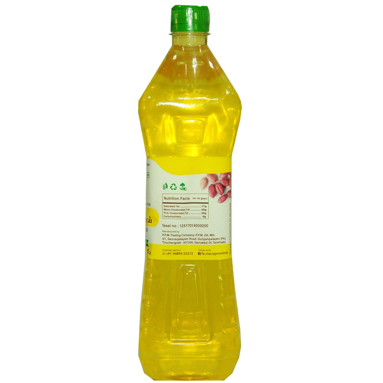 PPM Premier Groundnut Oil, 5 L: Amazon in: Grocery & Gourmet