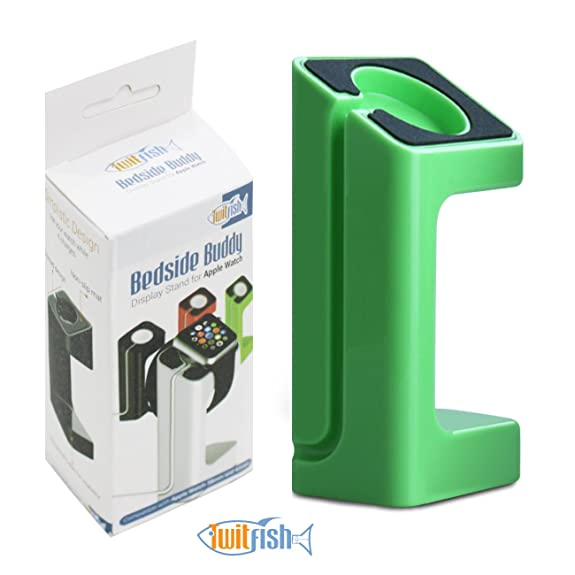 bedside buddy. Fine Buddy Twitfish  Bedside Buddy Display Stand For Apple Watch Fits All Versions  U0026 Sizes With