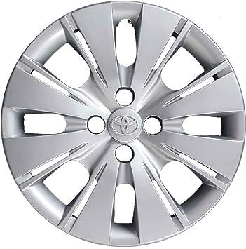 Aftermarket 15 Zoll Radkappen 38 Cm 4 Stück Für Toyota Yaris Ab Baujahr 2011 Nicht Original Auto