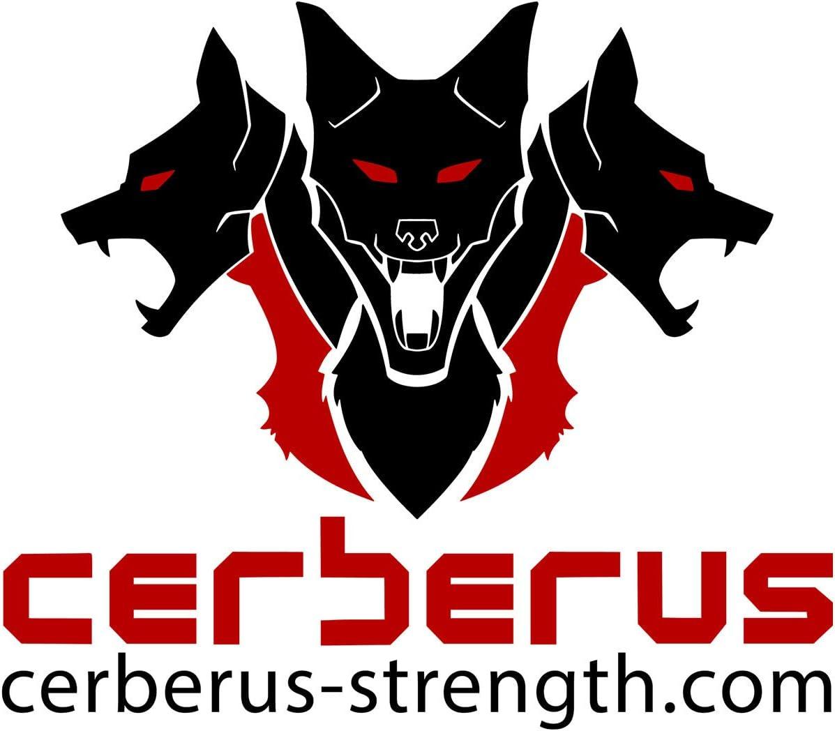 CERBERUS Strength Power Cuff 8cm wide