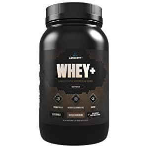Legion Whey+ from Grass Fed Cows
