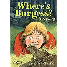 Where's Burgess? (Orca Echoes)