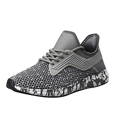 Mesh Running Oyedens Casual Hollow Sneakers Hole Shoes wNnPXO80kZ