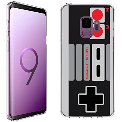 Amazon.com: Samsung Galaxy S9 Funda (Transparente ...