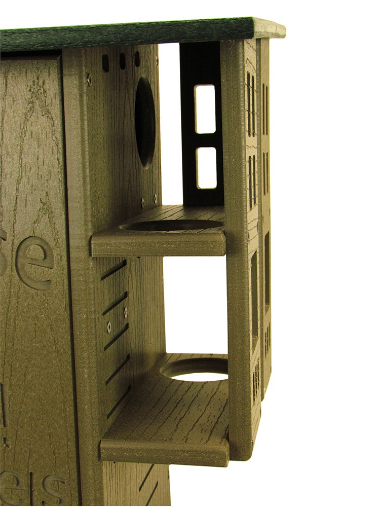 JCs Wildlife Ultimate Red Fox, Gray and Black Squirrel House, Nesting box by JCs Wildlife (Image #3)