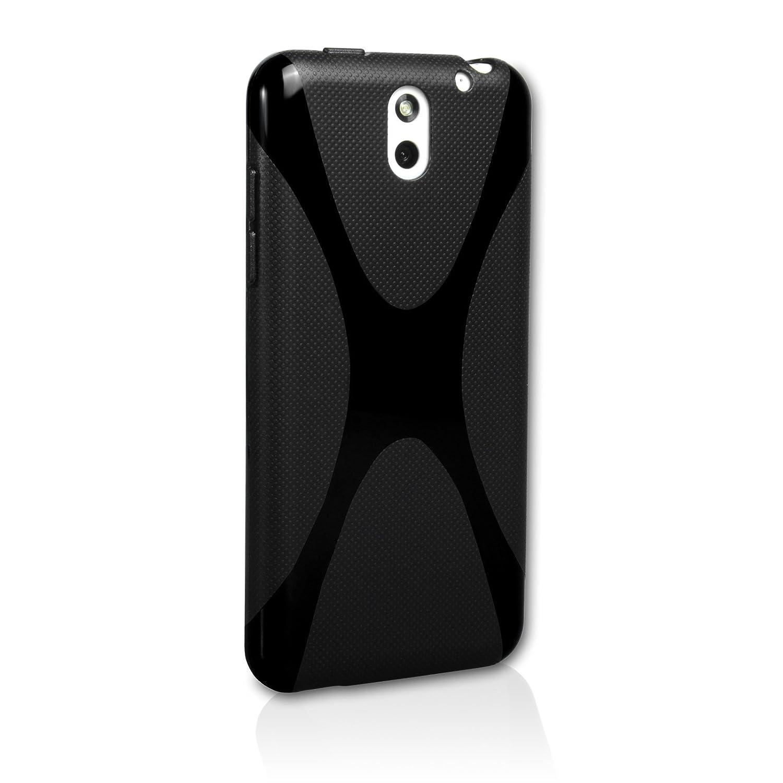 Amazon.com: Yousave Accessories – Funda Gel X-Line para HTC ...