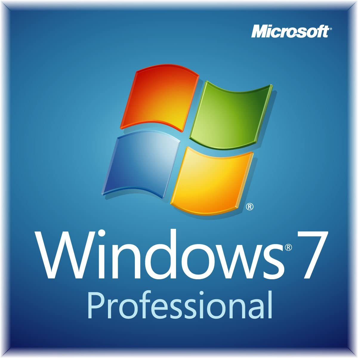 Microsoft FQC-04617 Windows 7 Professional 32BIT - Full version - 1-Pack - English - DSP OEM