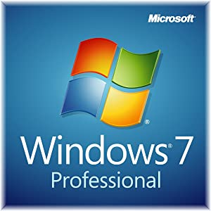 Microsoft FQC-04617 Windows 7 Professional 32BIT - Full version - 1-Pack - English - DSP OEM