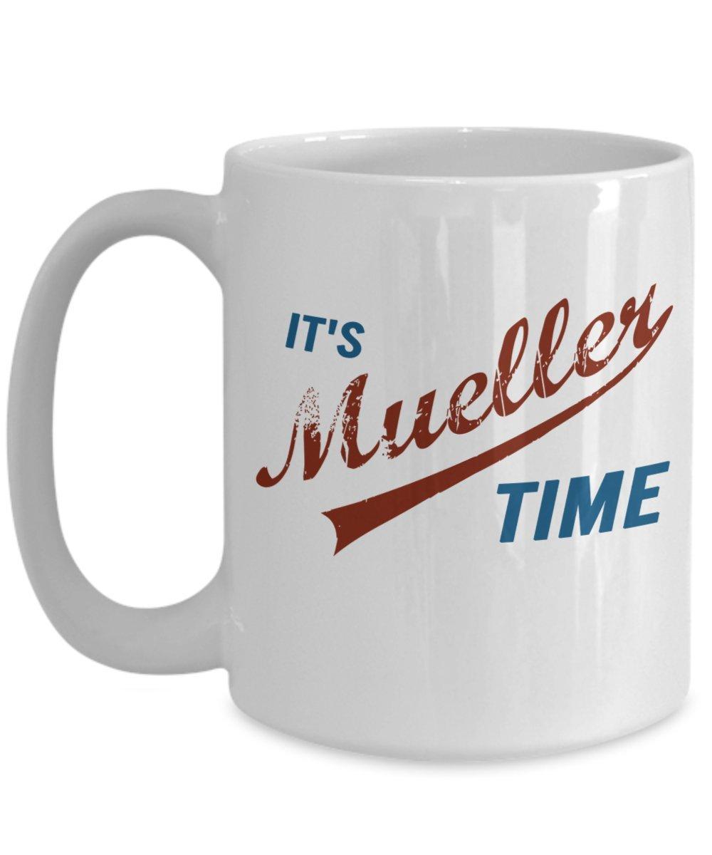 正規店仕入れの ギャグギフトアイデア – It Cup 'sロバートMueller時間Resist Anti Trump面白いコーヒーマグカップ – Largeノベルティ二重壁c-shape Tea 15oz – Cup – Great for Boss Officers政治家活動家Coworker、お母さんAunt Dadおばあちゃん 15oz GB-1286565-43-White 15oz ホワイト B07436MZ79, 中札内村:f385c24e --- movellplanejado.com.br