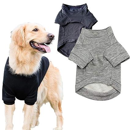 Amazon Com Chol Vivi Blank Dog Shirts For Small Dog 2pcs Shirts