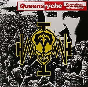 Queensryche - Operation: Mindcrime [Vinyl] - Amazon.com Music