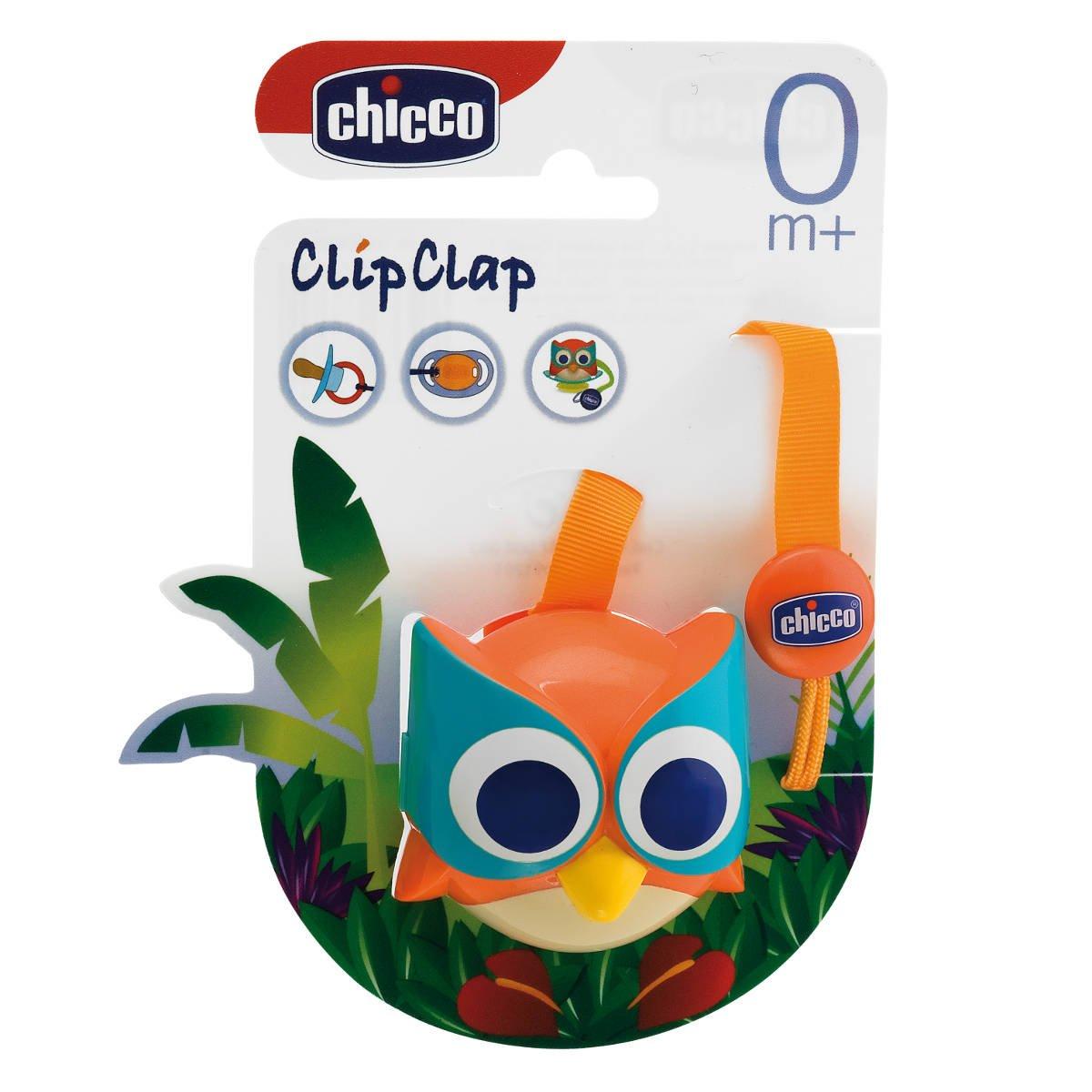 Clip protegechupetes de Chicco: Amazon.es: Bebé