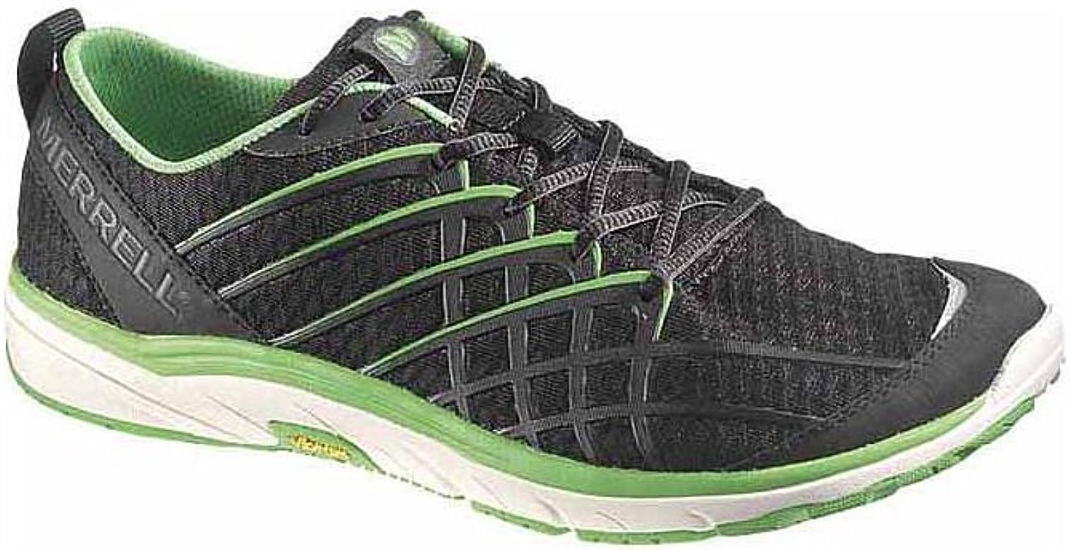 Merrell BARE ACCESS 2 Zapatillas de correr para hombre, Verde, 40 EU: Amazon.es: Zapatos y complementos