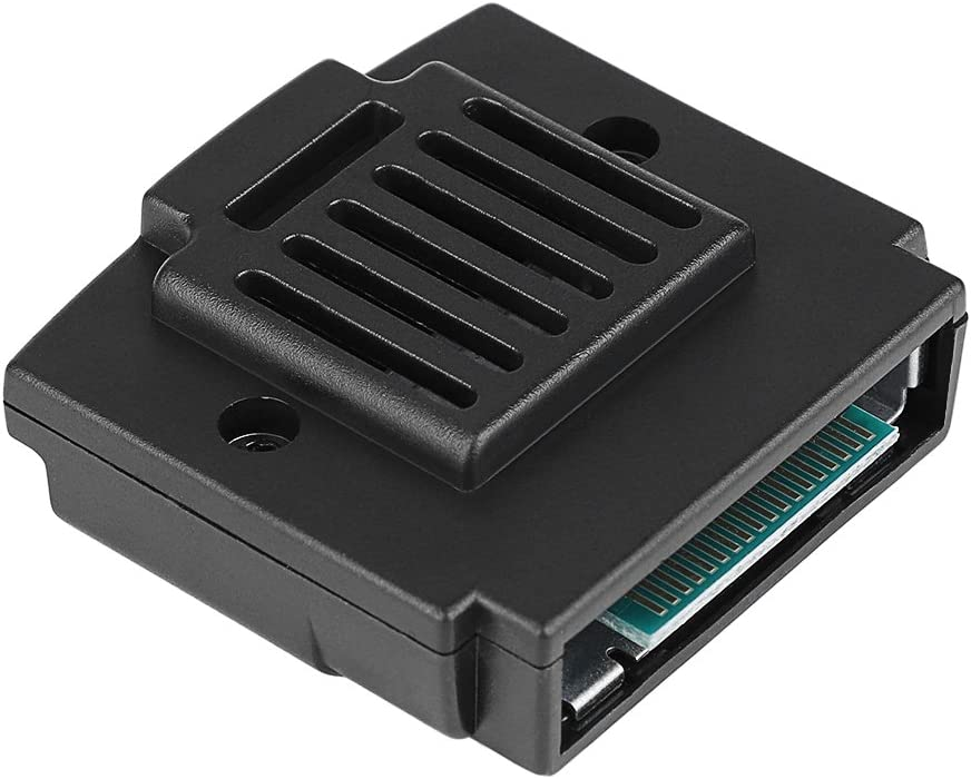 Serounder Replacement Memory Jumper Pak Pack for 64 N64 Game Console