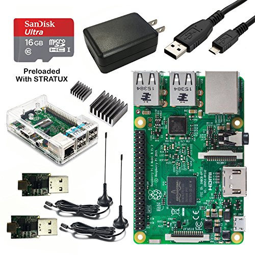 Vilros Raspberry Channel Aviation Receiver