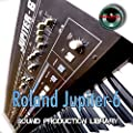for ROLAND Jupiter 8 - THE very Best of - Large Original WAVE/KONTAKT Samples Library on DVD or download from SoundLoad