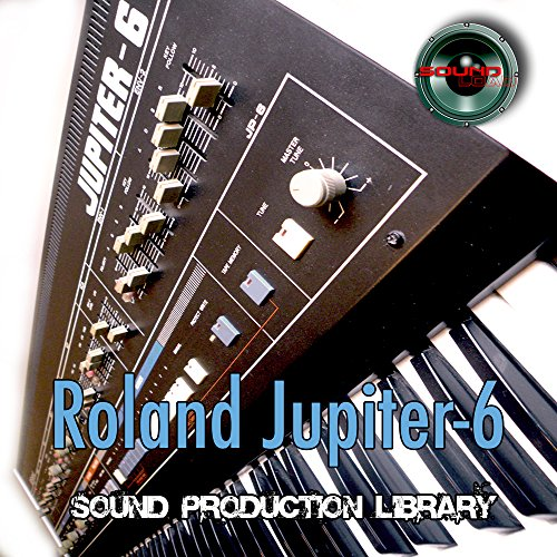 for ROLAND JX3P - The KING of analog Sequencers - Large unique original 24bit WAVE/Kontakt Multi-Layer Samples/Loops Library. FREE USA Continental Shipping on DVD or download; by SoundLoad (Image #3)