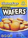 Kinnikinnick Vanilla Wafers, 6.3 Ounce (Pack of 3)