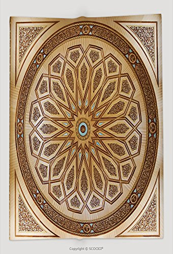 Custom Throw Blanket The Interior Of Decorative Ceiling Mounted Light Fixture Taken On February In The Nabawi 540161395 and Comfortable Ceiling Fixture Dark Spice