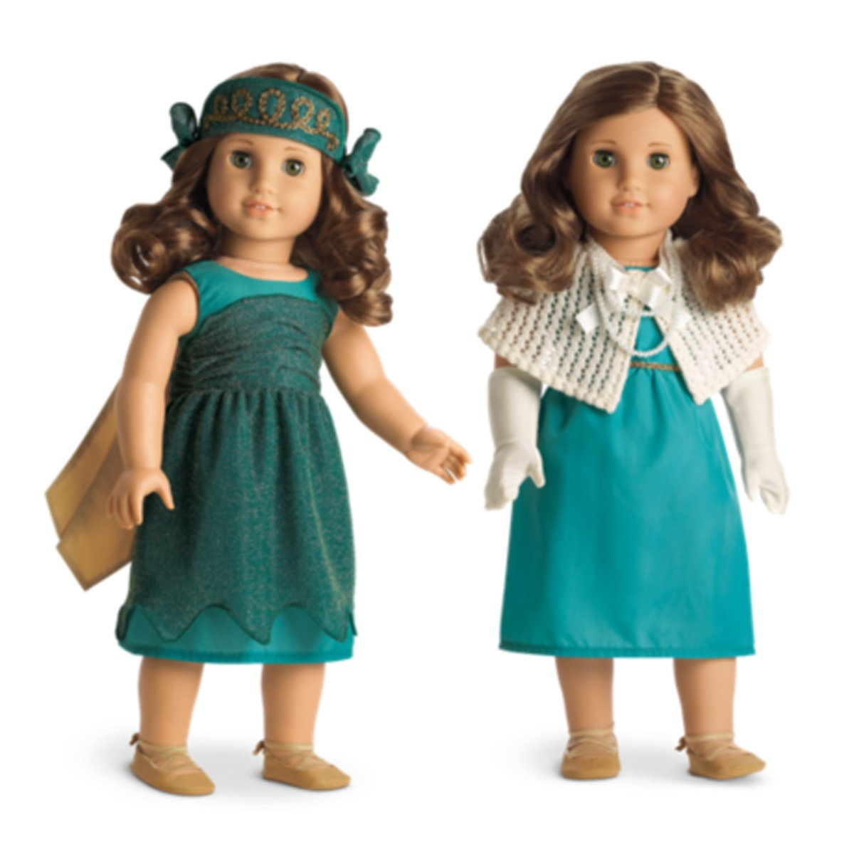 Amazon.com: American Girl Rebecca\'s Costume Set for 18\