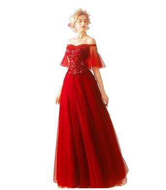 a5cf064949f26 ウエディングドレス 赤 カラーロングドレス 花嫁 Aラインドレス ウェディングドレス 結婚式 カクテルドレス
