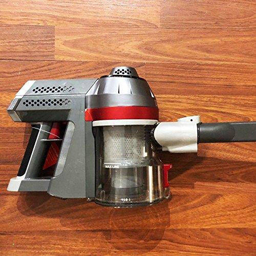 Deik Cordless Stick Vacuum with High Power & Long Lasting, S