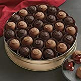 10-oz. Chocolate-Covered Cherry Cordials from Wisconsin Cheeseman