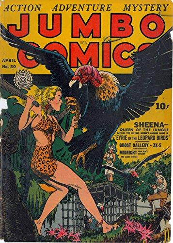 Jumbo Comics #50 -